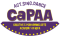 The Creative and Performing Arts Academy of NEPA Logo